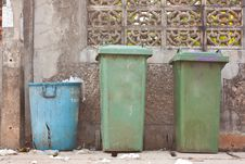 Free Trash Royalty Free Stock Photography - 23414747