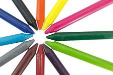 Free Crayons Stock Photo - 23416810