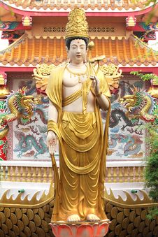 Free Kuan Yin Royalty Free Stock Photography - 23417647