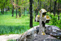 Free Stone Cross Stock Photography - 23421072
