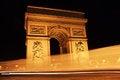 Free Arc De Triomphe Stock Images - 23424414