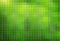Free Green Tiled Mosaic Background Stock Photos - 23426593