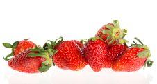 Free Fresh Strawberry Stock Images - 23421504