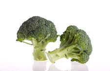 Free Broccoli Royalty Free Stock Photo - 23423705