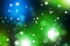 Colorful Bokeh Royalty Free Stock Photo