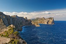 Free Cap Formentor Royalty Free Stock Images - 23426919