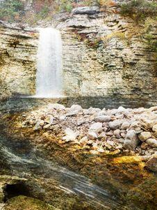 Free Autumn Stream Stock Photos - 23435293