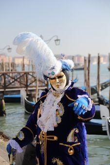 Free Carnival Mask Stock Photo - 23437330