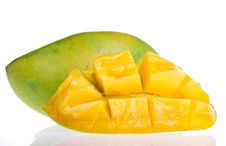 Green Mango Stock Photos