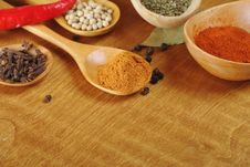Free Spices Royalty Free Stock Photography - 23439837