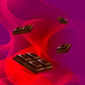 Free Background Chocolate Stock Photo - 23441920