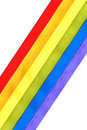 Free Rainbow Flag Royalty Free Stock Images - 23444899