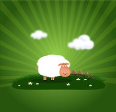Free Happy Ram Royalty Free Stock Photo - 23441885