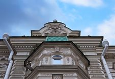 Free Baroque. Royalty Free Stock Photo - 23443825