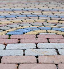 The Urban Mosaic. Stock Photo