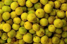 Free Fresh Lemon Background Stock Image - 23444371