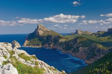 Free Cap Formentor Stock Image - 23444421