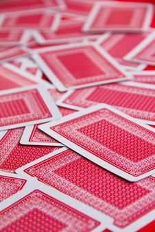 Free Playing Cards  Background Royalty Free Stock Image - 23445036