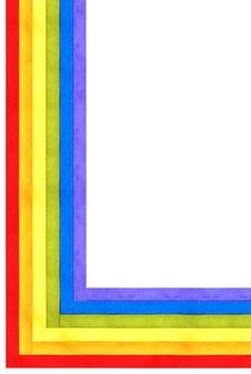 Free Rainbow Flag Stock Photography - 23445072