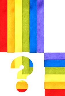 Free Rainbow Flag Stock Photos - 23445463