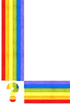 Free Rainbow Flag Stock Photos - 23445543