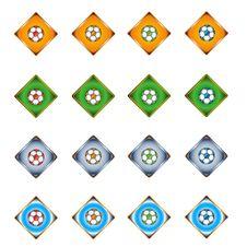 Free Balls Icon Stock Images - 23447024