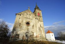 Free Old Church Stock Photography - 23447412