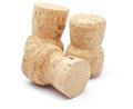 Free Cortical Champagne Corks Royalty Free Stock Images - 23458869