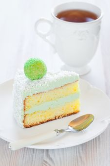 Free Slice Cake Royalty Free Stock Images - 23452709