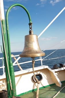 Free Bell Ship Stock Images - 23455664