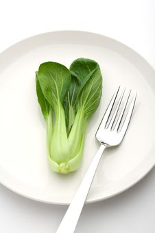 Free Chinese Cabbage Royalty Free Stock Image - 23457196