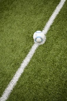 Free Abstract Football Stock Photo - 23459820