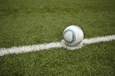 Free Abstract Football Royalty Free Stock Photo - 23459885