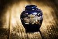Free Little Vase Decorated Stock Photo - 23461380