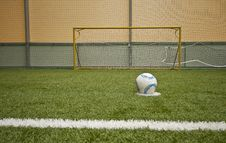 Free Abstract Football Stock Photography - 23462392