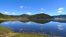 Free Lake Royalty Free Stock Photo - 23463285
