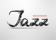 Musical Background. Stock Photography