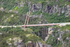 Free Yukon Bridge Royalty Free Stock Photos - 23467598