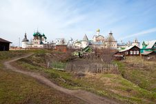 Free Rostov The Great. Kremlin. Russia. Royalty Free Stock Photos - 23468878