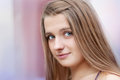 Free Portrait Of Beautiful Girl Stock Photography - 23472982