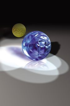 Free Glass  Ball Stock Photo - 23472670