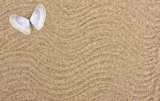 Free Sand Background Royalty Free Stock Images - 23474129