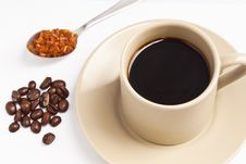 Free Cup Of Coffee Stock Photography - 23475892