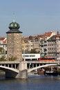 Free View On Manes In Prague Royalty Free Stock Photos - 23486228
