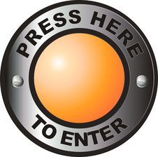 Free Press Here Button Stock Images - 23482954