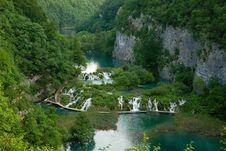 Free Waterfalls Velike Kaskade Stock Photos - 23484903