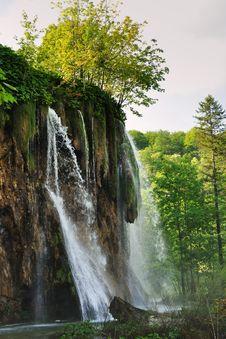 Free Waterfall Veliki Prstavac Stock Photos - 23484983