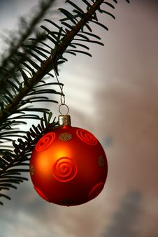 Free Christmas Ornament Stock Photo - 23485250