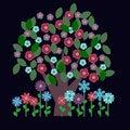 Free Blossom Tree Stock Photography - 23491682