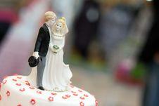 Free Wedding Couple Royalty Free Stock Image - 23493206